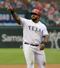 Watch: Prince Fielder face plants trying to round third base, blames sniper  in stands