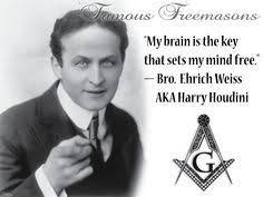 debe4b40d0347a6d2f8e8cb941390f1a.jpg (236×177) | Famous freemasons,  Freemasonry, Harry houdini
