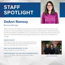 Meet DeAnn Sanders Ramsey! Our newest... - Invision Technologies | Facebook