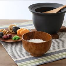 ml of bowl wooden chestnut hotei