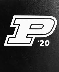Discount Den Purdue Motion P Grad Year Decals