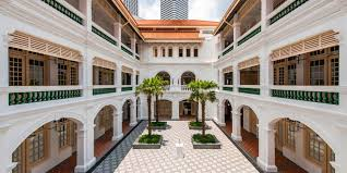 The Freshly Refurbished Raffles Singapore Reopens - Travelogues from Remote  Lands