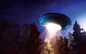 Resultado de imagen de Una nave extraterrestre cayó del cielo