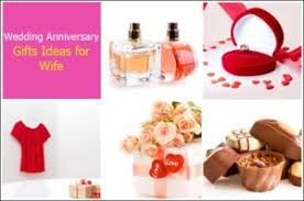 wedding anniversary gifts for your wife
