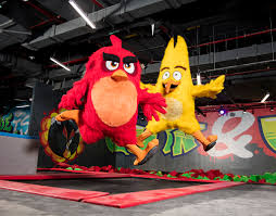 World's First Angry Birds Theme Park Opens In Doha - Outlook Traveller