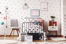 Simple Kids Room With Rugs Stock Photo Download Image Now Istock