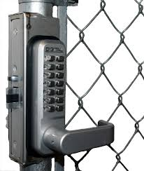 Fence Gates Fence Gate Key Lock