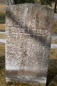 Abigail Mason (1779-1865) - Find A Grave Memorial
