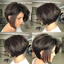 50 Trendy Inverted Bob Haircuts With Images Fryzura Krotka