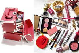 checklist bridal vanity kit for big