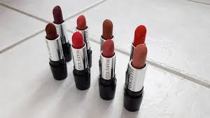 mary kay gel semi matte lipsticks