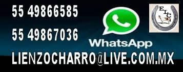 Lienzo Charro deL Pedregal WhatsApp | Lienzos Charros Eventos