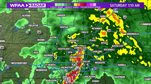WFAA - WFAA Weather Live Radar