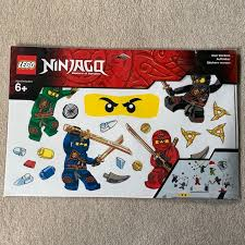 Lego Wall Art Ninjago Wall Stickers Poshmark