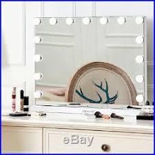 beauty white vanity makeup