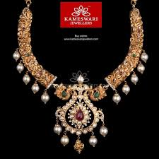 flat polki uncut diamond kanti set from