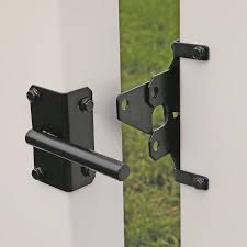 Boerboel 2 Sided Locking 13 In Stainless Steel Gate Latch In The Gate Hardware Department At Lowes Com
