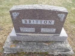 Priscilla Ross Britton (1865-1956) - Find A Grave Memorial
