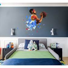 Shop Basketball Wall Decal Overstock 32017102