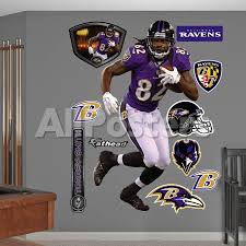 Nfl Baltimore Ravens Torrey Smith Wall Decal Sticker Wall Decal Allposters Com