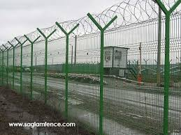 Pvc Coated Wire Mesh Fencing Wire Netting Mesh Panels