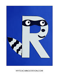 letter r craft rac