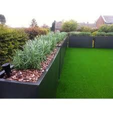 geo fibreglass trough planters from