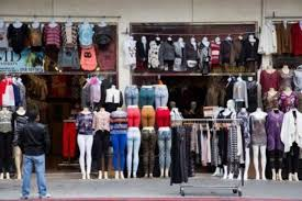 l a fashion district where designers