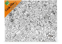 Keith Haring 500 Pieces Jigsaw Puzzle ...