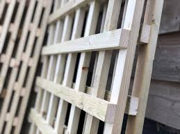 Fence Panels Trellis Suffolk Timber Supplies
