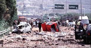 23 maggio 1992, strage di Capaci.