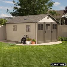 outdoor garden shed deals costco co uk