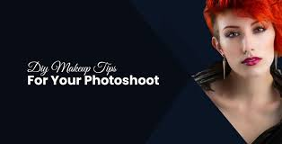 diy makeup tips for your photoshoot