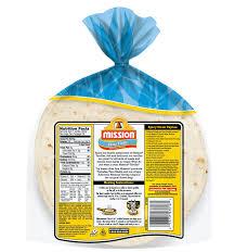 fajita extra fluffy flour tortillas
