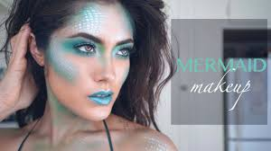 mermaid makeup tutorial ft nyx avant