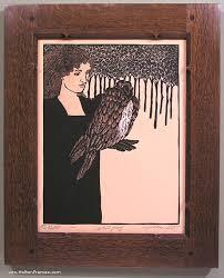 "Kathleen West, ""The Kestrel"" - Holton Studio Frame-Makers"
