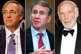 The Top Hedge Fund Managers of 2014   Vanity Fair