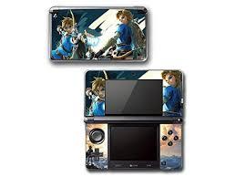 Zelda Breath Of The Wild Bow And Arrow Video Game Vinyl Decal Skin Sticker Cover For Original Nintendo 3ds System Newegg Com