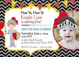 Knight Birthday Invitation Knight Party Knight Invitations Printable Birthday Invitation Knight Birthday Invites Chevron Photo With Props Ridders 3 Jaar