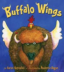 Buffalo Wings by Aaron Reynolds
