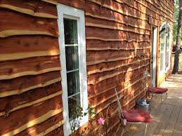 Live Edge Siding Cedar Siding Wood Siding Cedar Walls