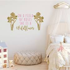 Girls Room Wall Decal Vinyl Decor Wall Decal Customvinyldecor Com