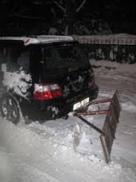 tog hac homemade snow plow