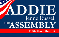 the circus: Addie Jenne Russell for Assembly