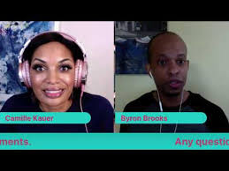 Comedian Byron Brooks and R&B Singer RoB J on The E-Spot with Camille  #camillekauer #theespot - YouTube