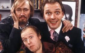 Filthy, Rich And Catflap (BBC-2 1987, Rik Mayall, Ade Edmondson ...