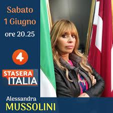 Alessandra Mussolini - Photos