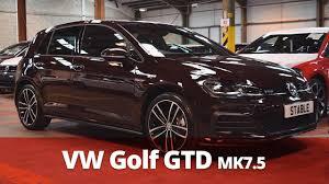 2018 vw golf gtd mk7 5 walkaround