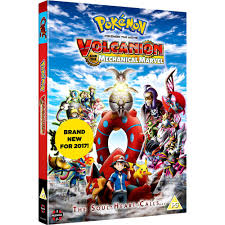 Pokemon - The Movie - Volcanion And The Mechanical Marvel DVD