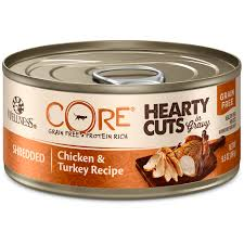 core hearty cuts en turkey